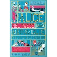 Alice nel paese delle meraviglie & Al di là dello specchio di Lewis Carroll, MinaLima